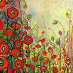 Memories of Grandmother's Garden by Jennifer Lommers