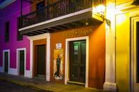 Old San Juan Night Ambience