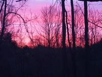 Pastel Sunrise in the Finger Lakes