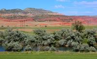 Wyoming Colors by Carol Groenen
