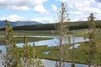 Meandering in Wyoming by Carol Groenen