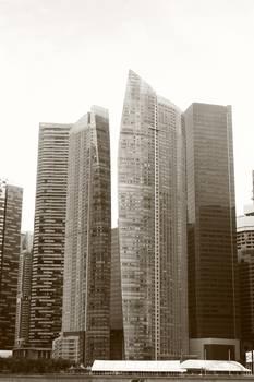 Original Monochrome Architecture City Singapore By Optic Shoot Gallery