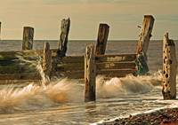 Old Sea Defence