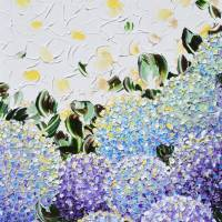 """""""""""Blooming Hydrangea"""""""" by ChristineBell"""
