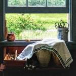 """View From Kitchen Window"" by susansartgallery"