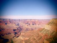 Grand Canyon Through the Pinhole