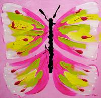 Pink Butterfly Hues