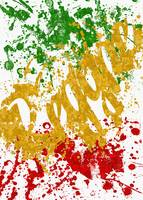Reggae (Rasta Colors)