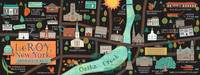 LeRoy, NY by Jennifer Wambach by They Draw & Cook & Travel