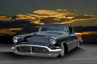 1957 Oldsmobile Convertible 'Blvd Cruz'r'
