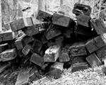 Old Railroad Ties by Kristen Fox