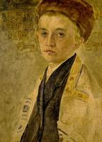 Portrait of a Jewish Boy