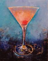 Pink Lemonade Martini