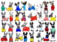 Scottie Dog 'World Cup 2014'