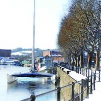 Cumberland Basin, Bristol, UK