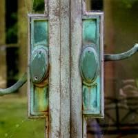 Cooper Door Knobs at Winterthur by Karen Adams