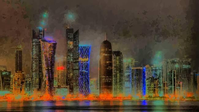 Fine Art Quot Qatar Quot Artwork For Sale On Fine Art Prints