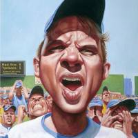 Red Sox Nation Art Prints & Posters by Dale Stephanos