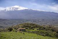 Quiet Mount Etna