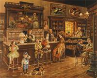 Turn of the Century Drug Store