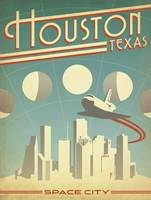 Houston, Texas: Space City