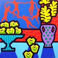 Still Life With Matisse