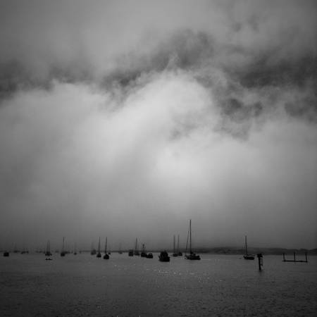 Morro Bay Fog