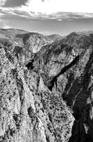 Black Canyon of the Gunnison 1 BW