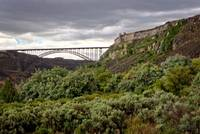 Snake River Canyon and Perrine Memorial Bridge