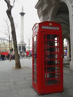 Red Phone Booth, London - Kim McDonald Studios