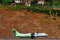 Binter ATR-72, EC-KSG, TakeOff
