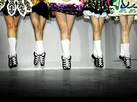Irish Dance Jump