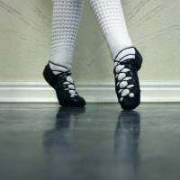"""Irish Dance Ghillies Point"" by ShellyHathaway"