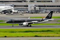 Starflyer A320 Sharklets, JA21MC