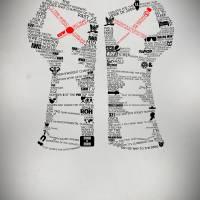 CM Punk Art Prints & Posters by Nathan Ingle