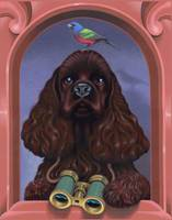 'Bird Dog' - Cocker Spaniel