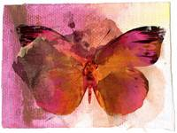 ORL-1977 Pink Butterfly