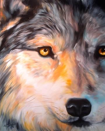 Half Wolf 2420