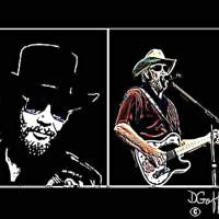 Hank Williams Jr. Art Prints & Posters by Dave Gafford