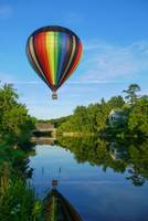 Quechee Hot Air Balloon
