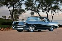 1957 Chevrolet Bel Air Convertible 1