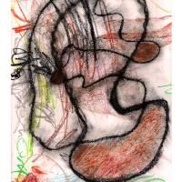 scribbles_02 Art Prints & Posters by Steven Yunghans
