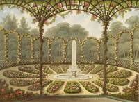 The Rosary at Ashridge, pub. by J. Taylor, 1816 (l