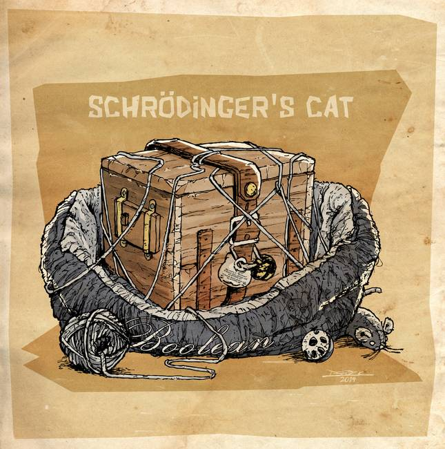 Schrödinger's Cat Is