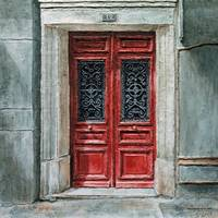 Parisian Door No.12 & Stunning \