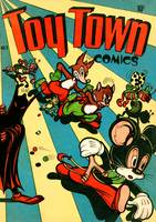 Toy Town Comics (1945)