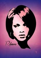 Rihanna - Pop Art