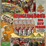 Circus Poster Prints & Posters
