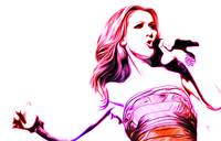 Celine Dion - My Heart Will Go On - Pop Art