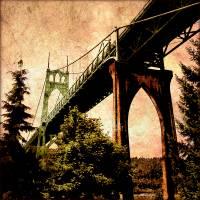 """st johns bridge"" by nurmihusa"